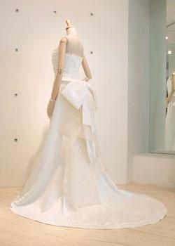 マーメイドウエディングドレス-back-