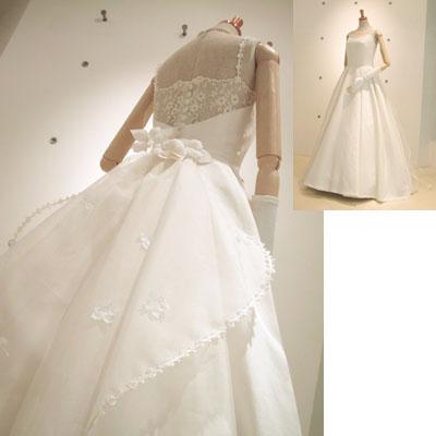 桜咲くドレス