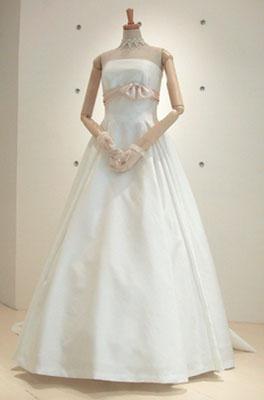 ビスチェドレス
