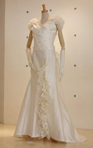 マーメイドドレス-front-