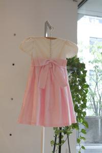 子どもドレス- ピンク