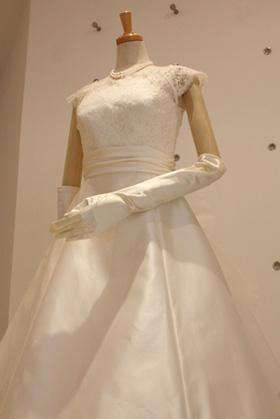フレンチスリーブドレス-front-